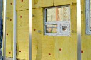Insulate your walls